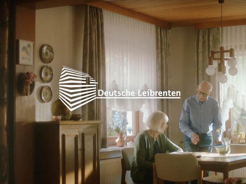 Deutsche Leibrente TV Comercial